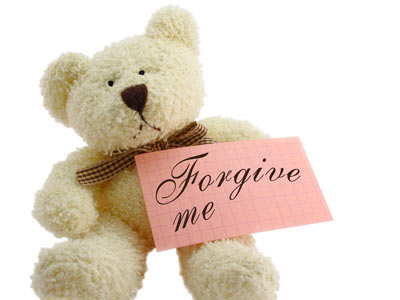 Steps for the effective apology