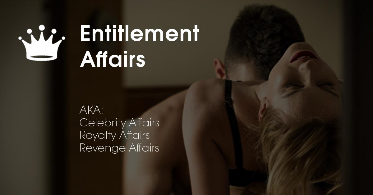 Types of affairs infidelity