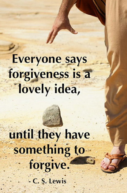 it's hard to forgive quote