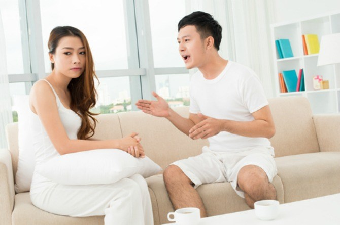How to Handle a Short Tempered Husband