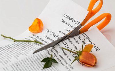 Five Emotional Stages of a Divorce